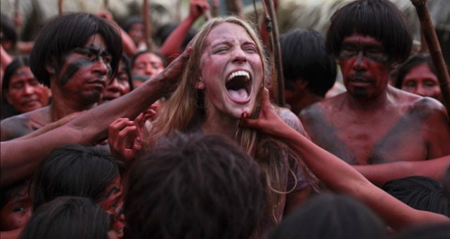 DVD Review – The Green Inferno