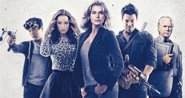 Win The Librarians Complete Season 1 On DVD