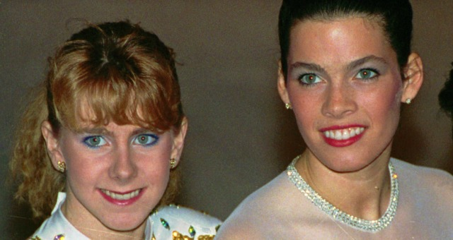tonya harding & nancy kerrigan