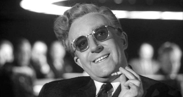 Secret Cinema Goes Political With Dr.Strangelove