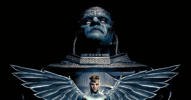 The Horsemen Read For Battle In X-Men: Apocalypse New Poster