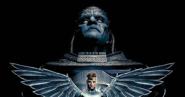 The Horsemen Read For Battle In X-Men: Apocalypse New Poster