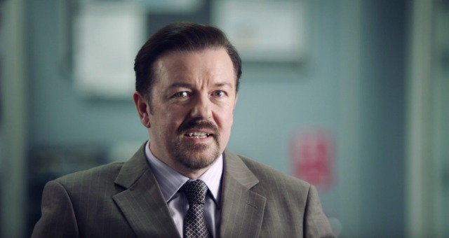 He's Back! Watch David Brent: Life On The Road First Trailer