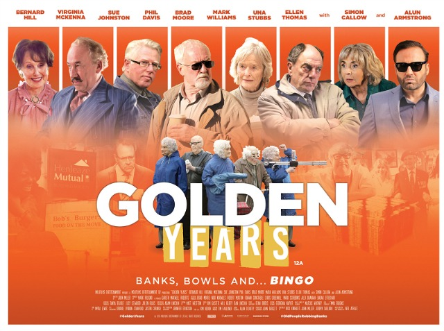 Win Tickets To Golden Years London Charity Premiere