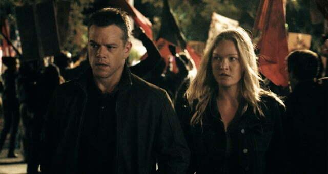 Jason Bourne Nicky Parsons