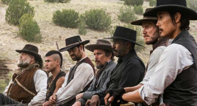 Film Review – The Magnificent Seven (2016)