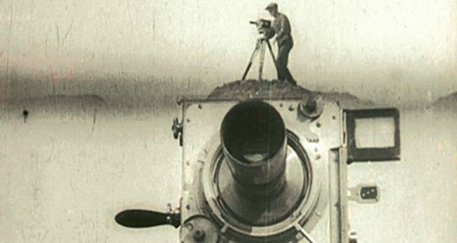 Blu-Ray Review –  Man With A Movie Camera (1929)