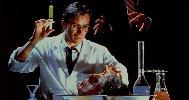 Blu-Ray Review – Re-Animator and Bride of Re-Animator