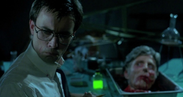 Re-Animator Getting It's Own Trading Card Set