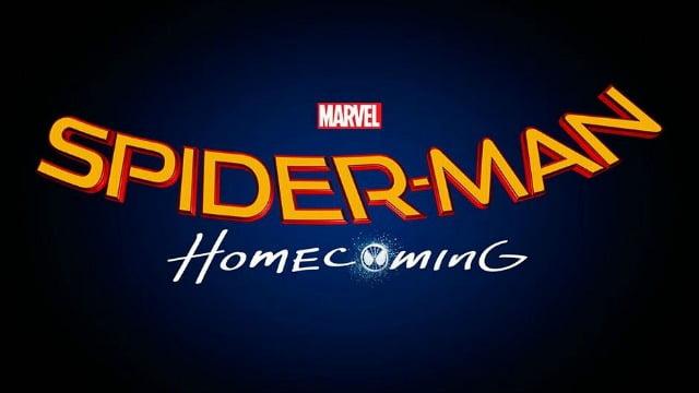 Spider-Man-Homecoming Logo