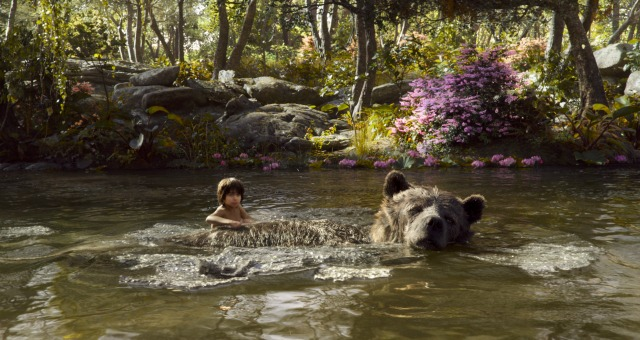Disney's The Jungle Book Swings To The Top Of UK Box Office
