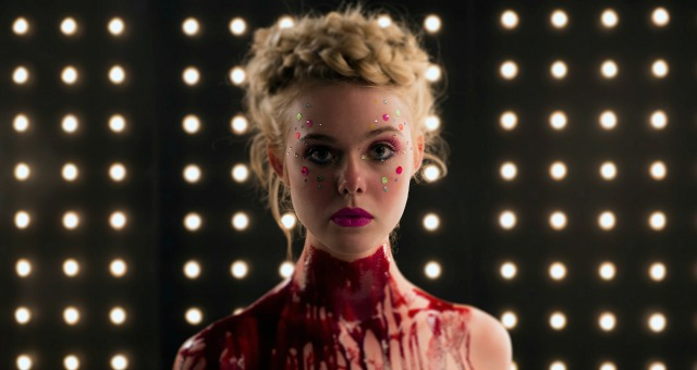 Elle Fanning Lies Down In The Neon Demon New Poster