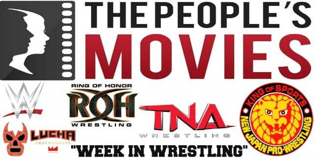 Video Podcast: Week In Wrestling – Episode 1 (11-17th April 2016)