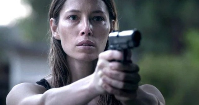 Win Bound By Blood On DVD Starring Jessica Biel