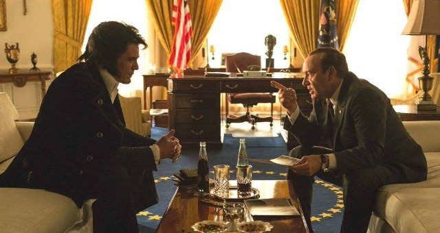 DVD Review – Elvis And Nixon (2016)