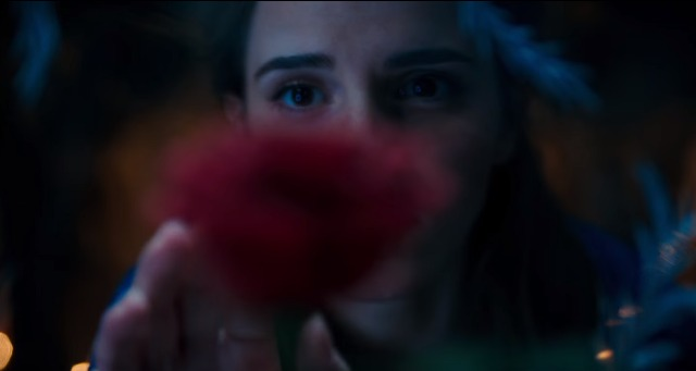 Beauty And The Beast New Poster Unveils The Enchanted Rose