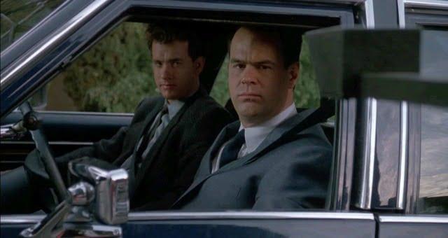 Win Dragnet On Blu-ray Starring Tom Hanks