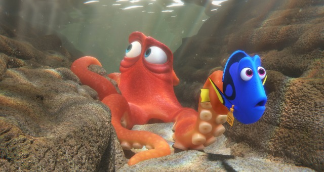 Meet Hank In New Finding Dory Clip