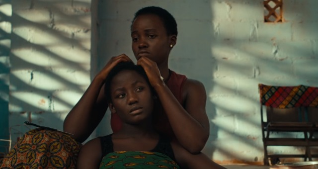 Watch The Queen Of Katwe  UK Trailer Starring Lupita Nyong'o