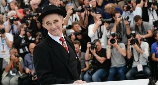 The BFG Mark Rylance Cannes 2016
