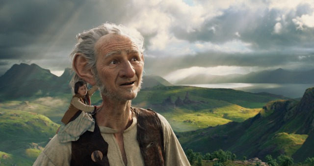A Giant Adventure Begins In New The BFG Trailer