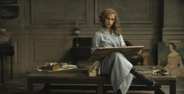 The Danish Girl - Gerda (Alicia Vikander)