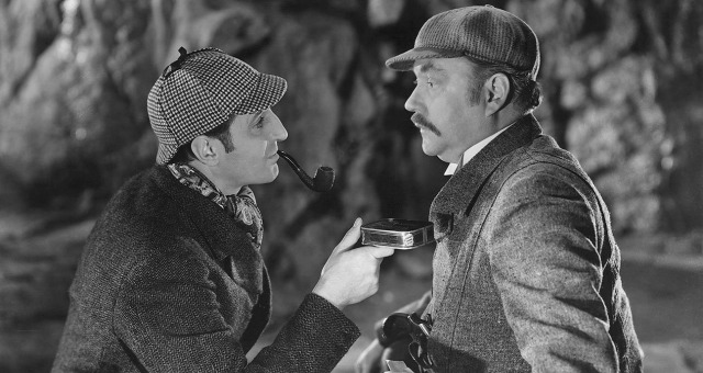 Win The Hound Of Baskervilles On Blu-ray