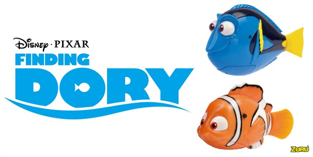 Finding Dory Toys That Keep On Swimming