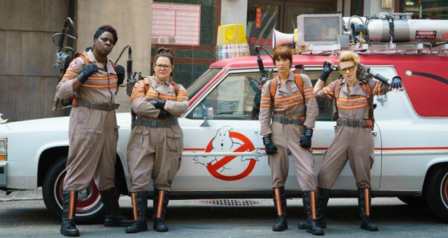 Meet The Characters In New Ghostbusters Vignettes