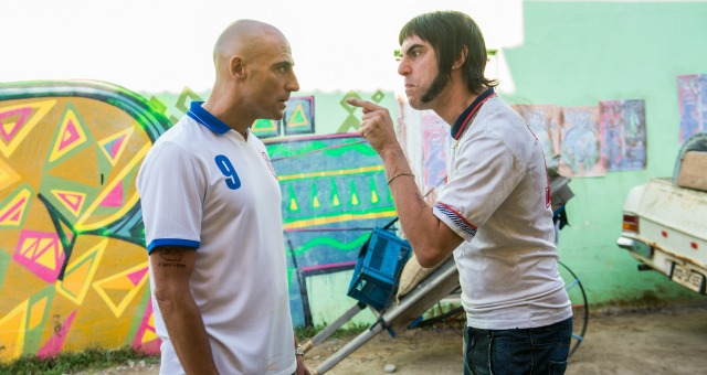 Blu-ray Review – Grimsby (2016)