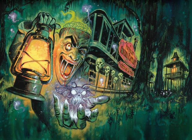 Horror Channel FrightFest  Reveal There Awesome 2016 Artwork