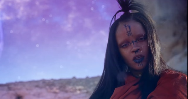 Rihanna Is 'Cosmic' With Full Video For Sledgehammer Star Trek Video