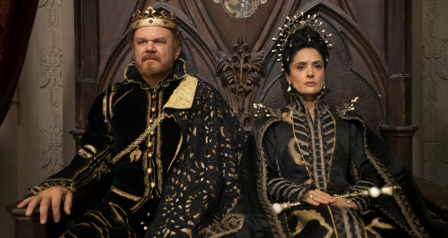 Eat A Sea Monsters Heart In Tale Of Tales UK Trailer