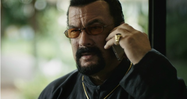 The Asian Connection - Steven Seagal