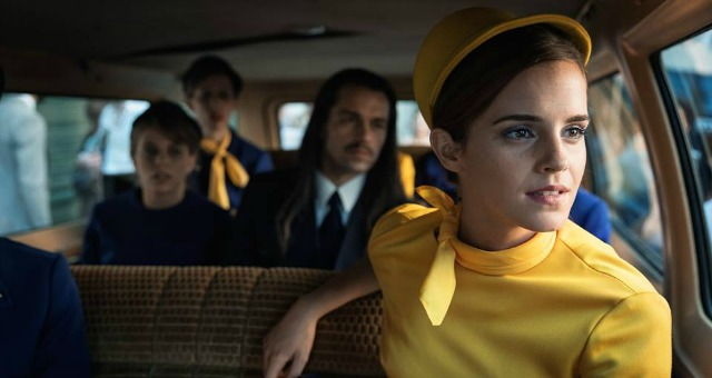 EIFF 2016 – Watch New Clips For The Colony Starring Emma Watson