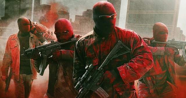 Win Triple 9 Merchandise Including Blu-ray