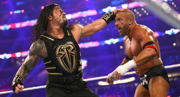Win WWE Home Video Fathers Day Prize
