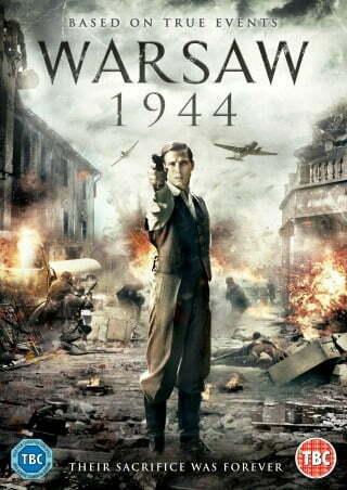 Warsaw_1944 DVD