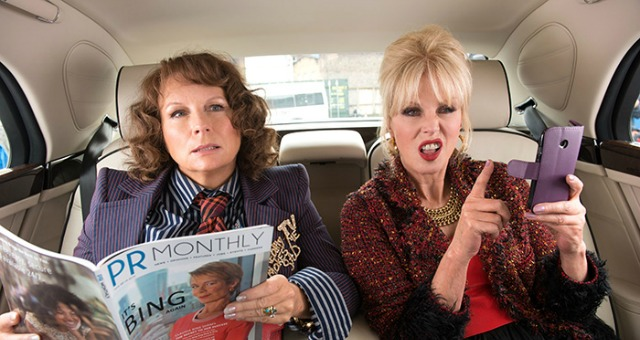 Film Review – Absolutely Fabulous : The Movie (2016)