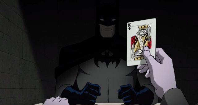 Jail Visiting Time In Batman: The Killing Joke Clip