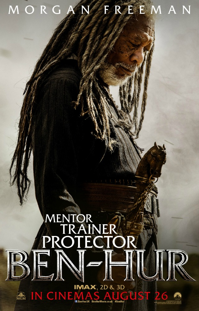 Ben-Hur Morgan Freeman