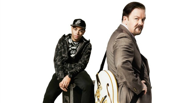 David Brent Is 'The Boss' In New David Brent:Life On The Road Posters