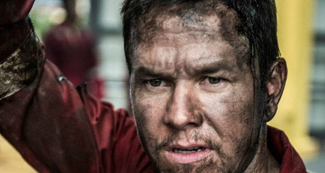 Peter Berg's Deepwater Horizon 'Rigs' A  New Poster