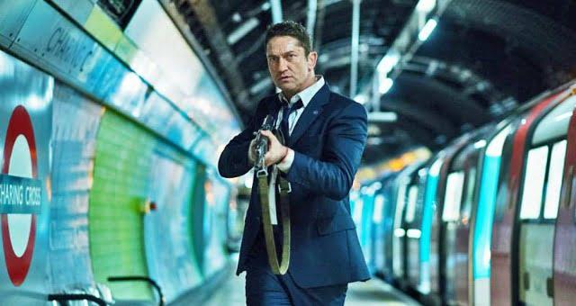 Win London Has Fallen On Blu-ray