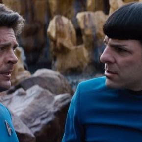 Star Trek Beyond  Bones-Spock