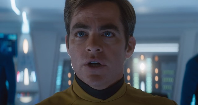 'Shields Up In New Star Trek Beyond Clip