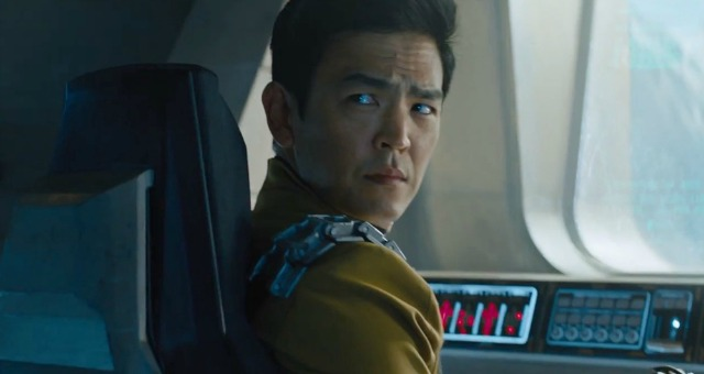 John Cho  Confirms Star Trek Beyond's Sulu Is Franchise First Gay character