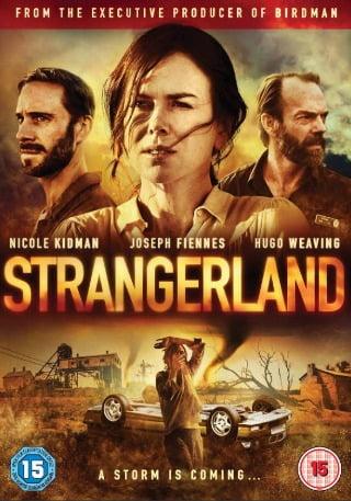 Strangerland DVD