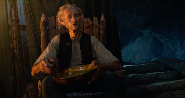 'Great Rumpledumpus!' New Clip And Featurette For The BFG