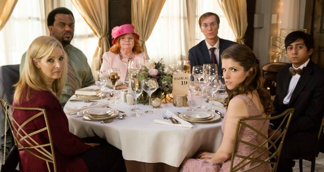 Your Accordingly Invited To Watch Trailer For Table 19 Starring Anna